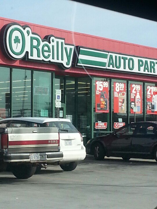 O'Reilly Auto Parts Greensboro