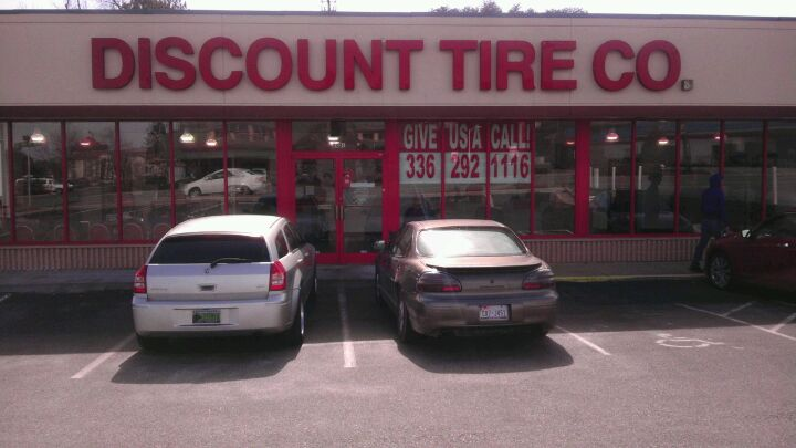 Discount Tire 3401 W Gate City Blvd, Greensboro