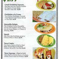 La Ribera Mexican Restaurant