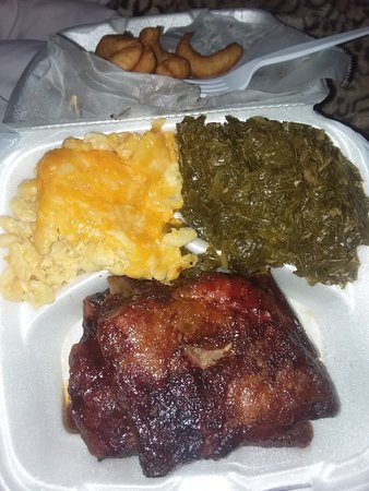 RJ's Famous Chicken, BBQ & Ribs