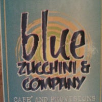 Blue Zucchini