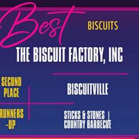 The Biscuit Factory, Inc