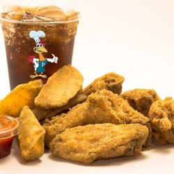Pantry Fried Chicken #2