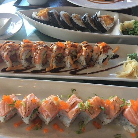 The Basil Leaf Sushi&Thai Restaurant
