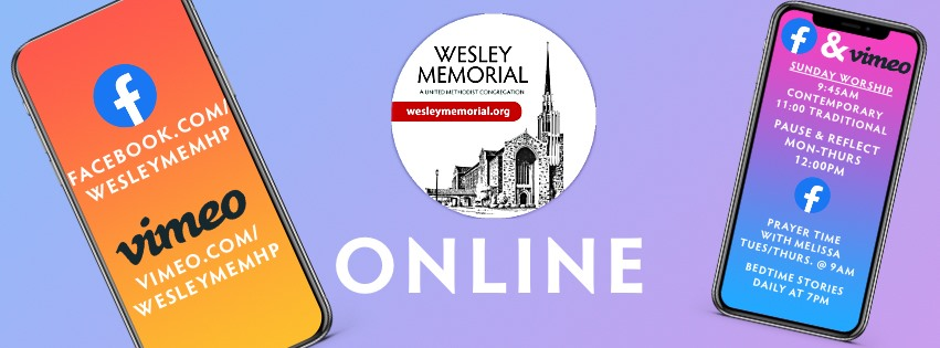 Wesley Memorial United Methodist 1225 Chestnut Dr, High Point