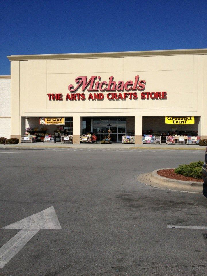 Michaels 1250 Western Blvd Ste J, Jacksonville