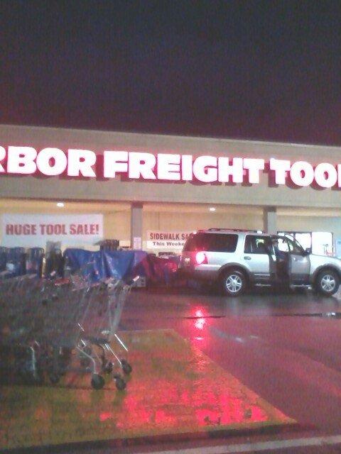 Harbor Freight Tools 110 Western Blvd, Jacksonville