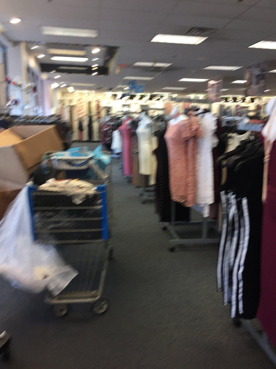 Rainbow Shops 2075 N Marine Blvd, Jacksonville