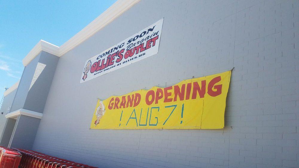 Ollie's Bargain Outlet 1126 Henderson Dr, Jacksonville