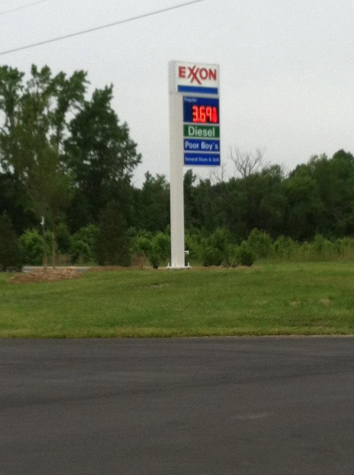 Exxon 5804 Poor Boy Farm Rd, Knightdale