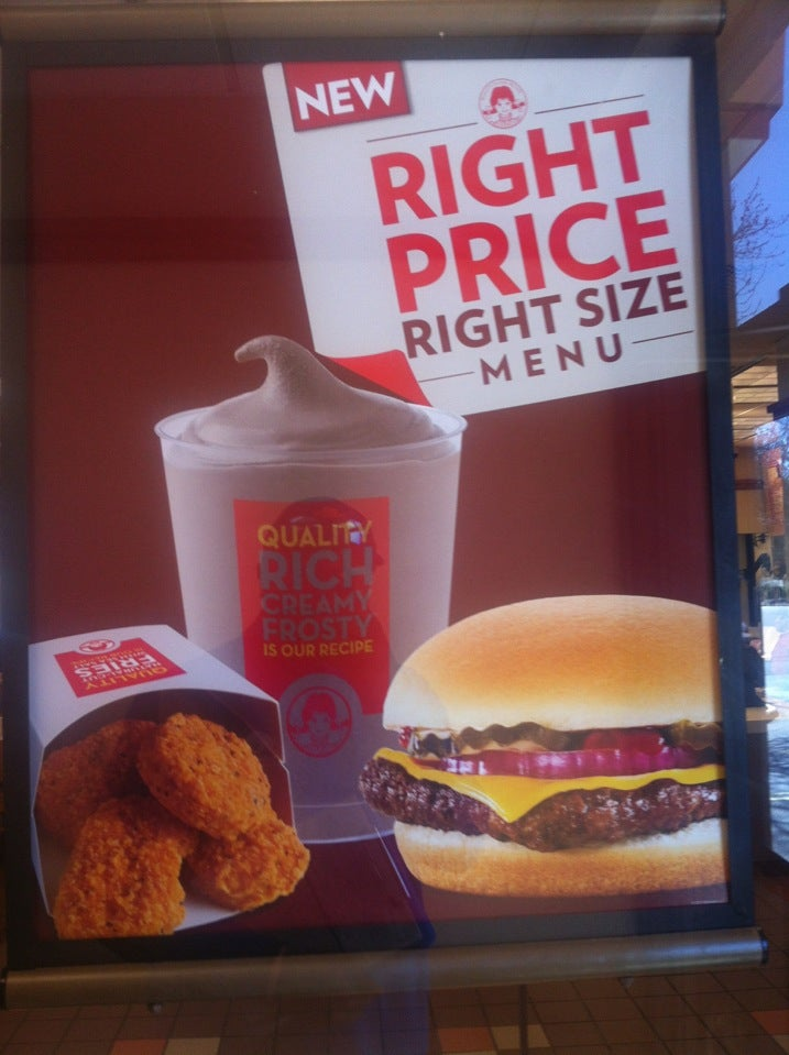 Wendy's 7132 Us Highway 64e, Knightdale