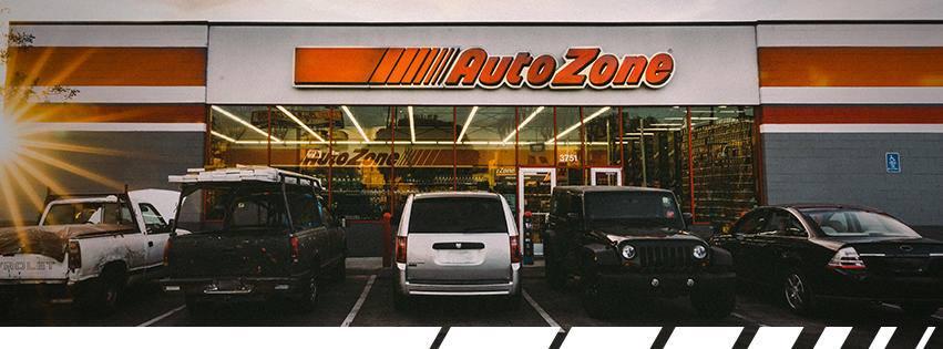 AutoZone 7205 Knightdale Blvd, Knightdale