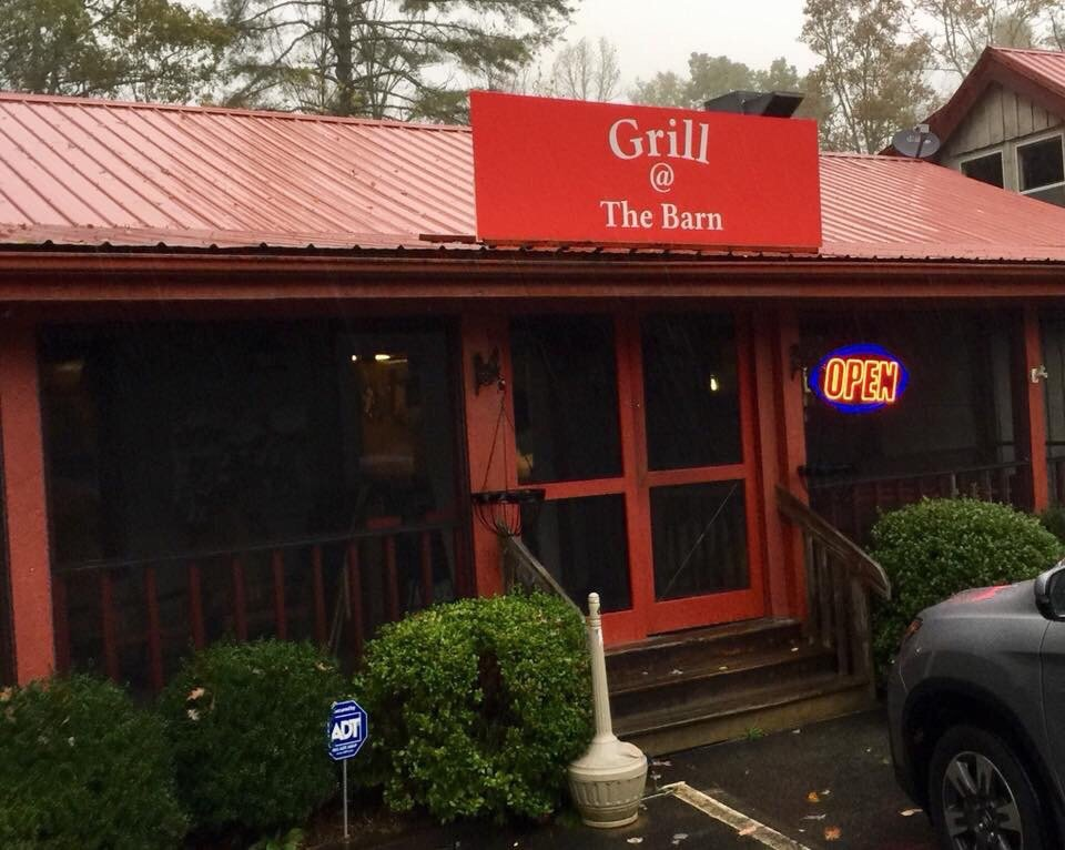 The Grill 16614 Rosman Hwy, Lake Toxaway