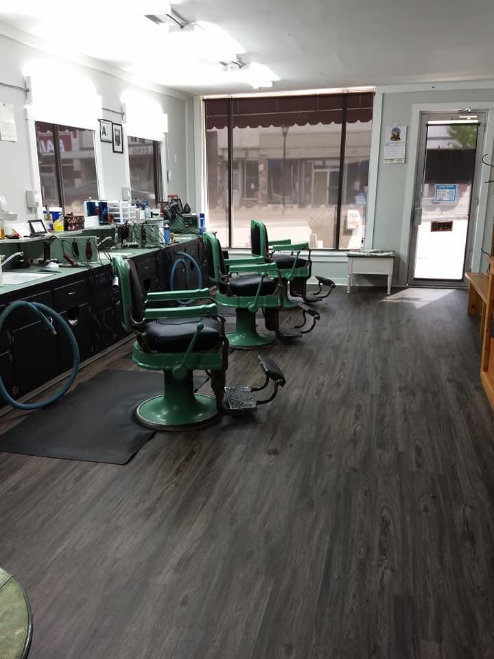 City Barber Shop 41 S Main St, Marion