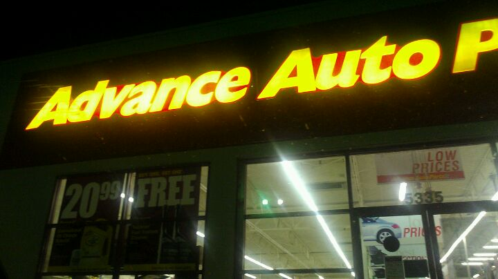 Advance Auto Parts Wilmington
