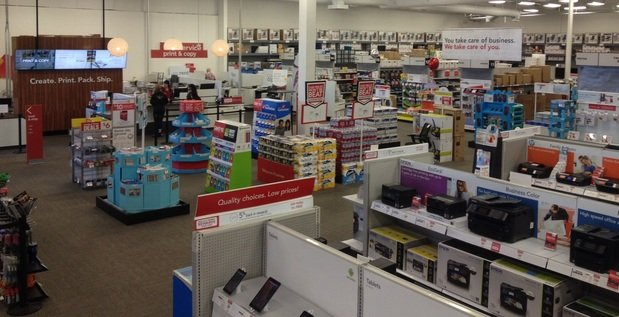 Officemax 4715-D, New Centre Dr, Wilmington