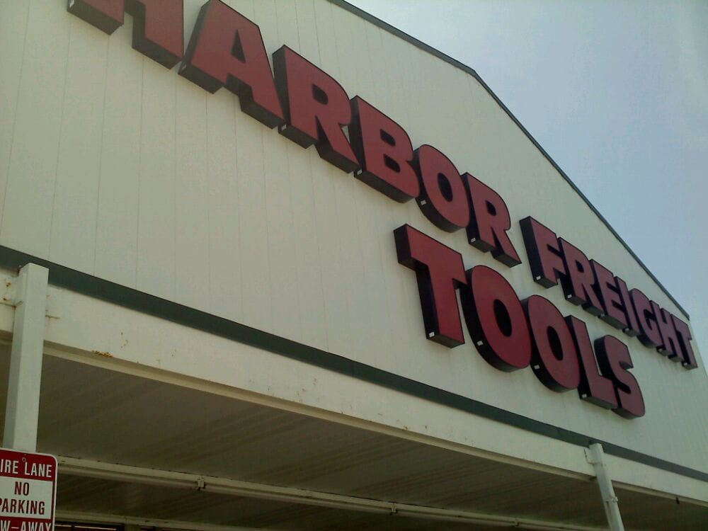 Harbor Freight Tools 2636 Carolina Beach Rd, Wilmington