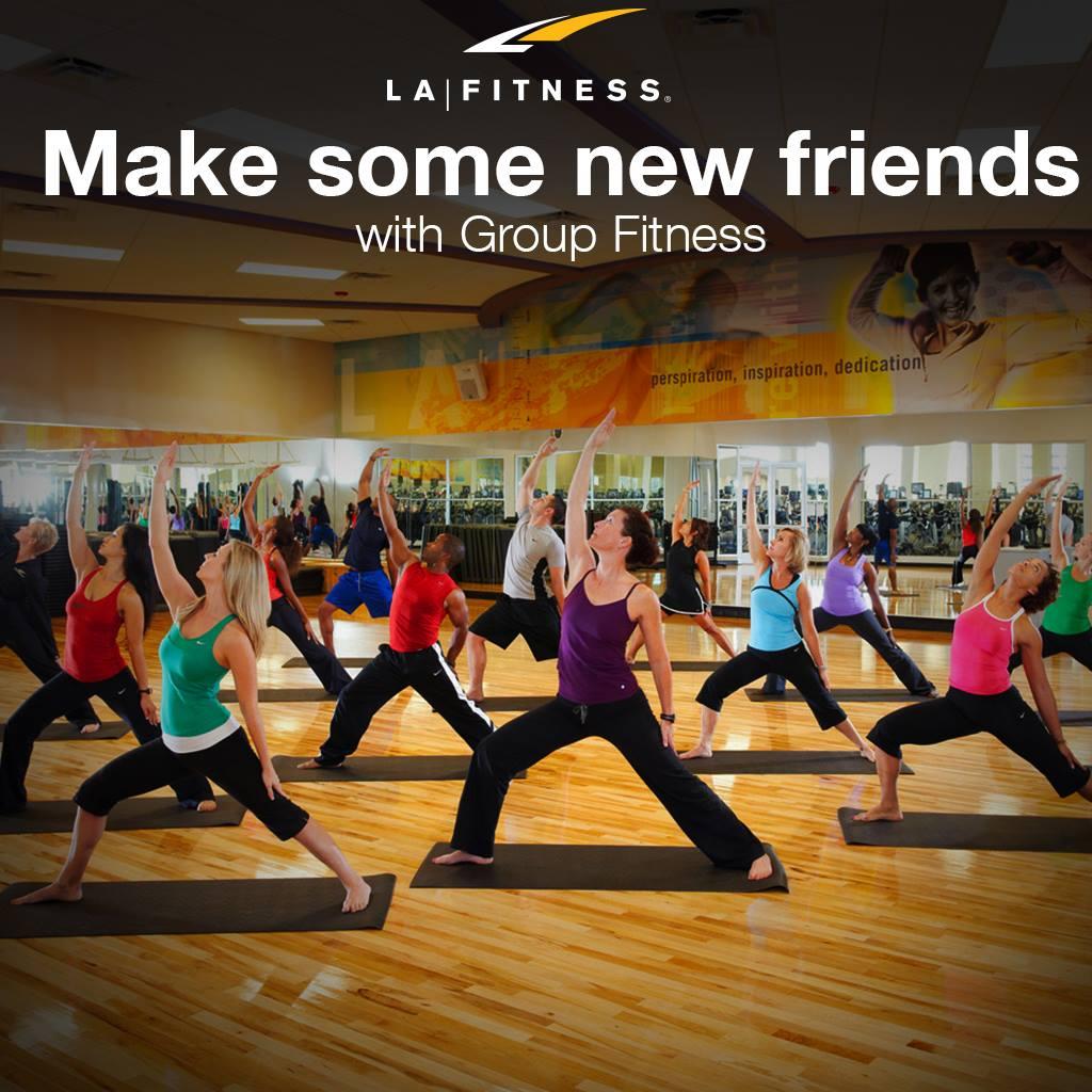 LA Fitness 240 Harvey St, Winston-Salem