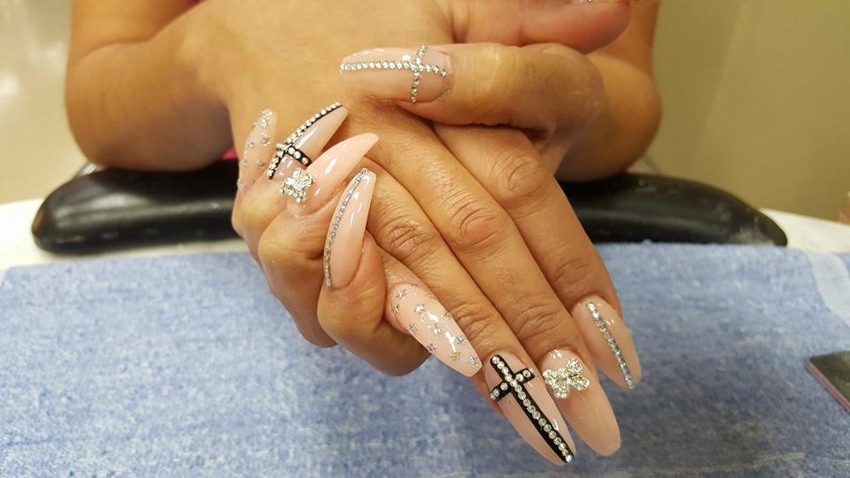 Regal Nails Wal-Mart, 4550 Kester Mill Rd, Winston-Salem