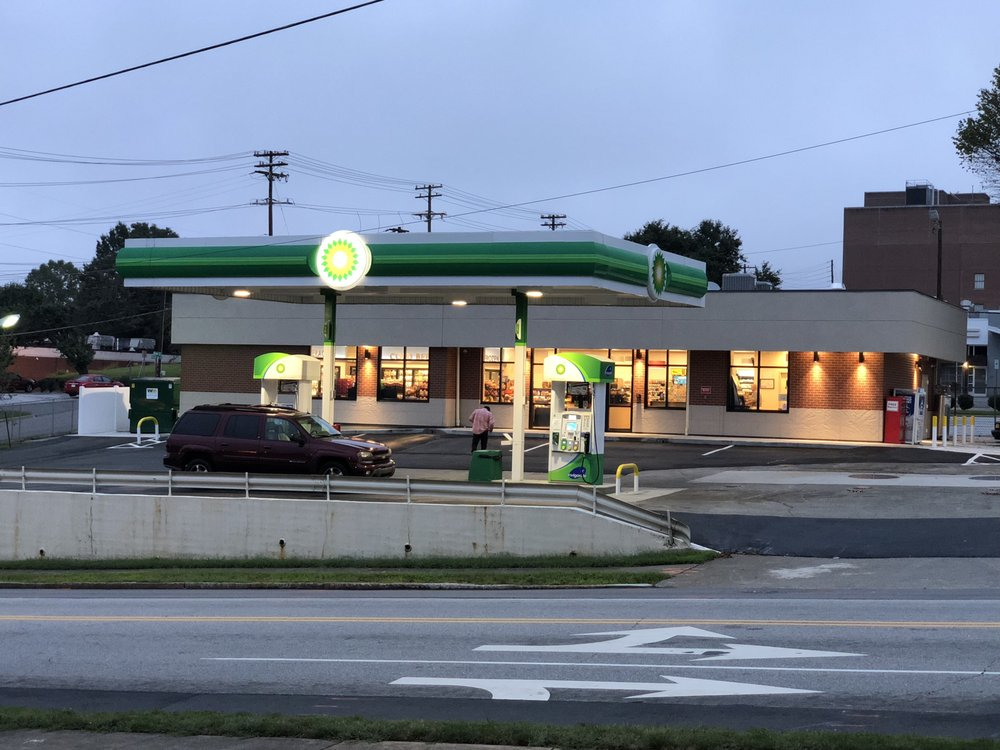 BP Winston-Salem