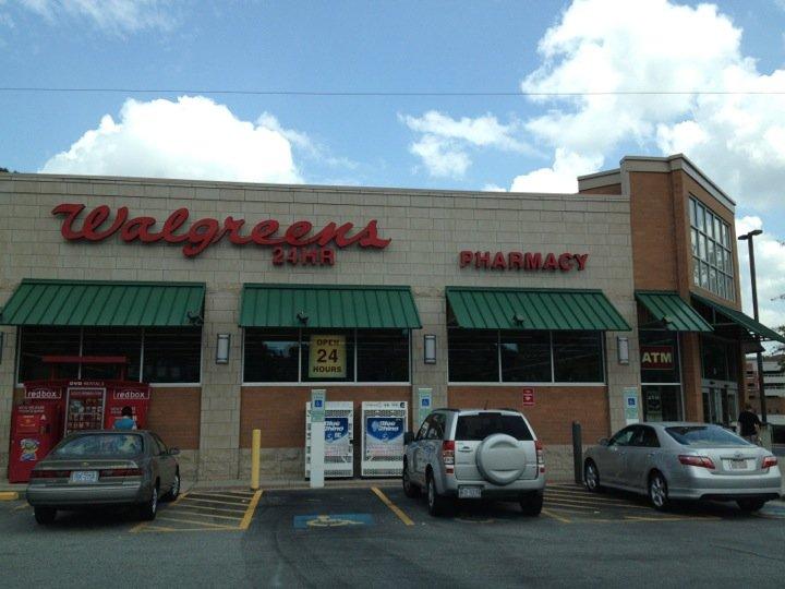 Walgreens Winston-Salem