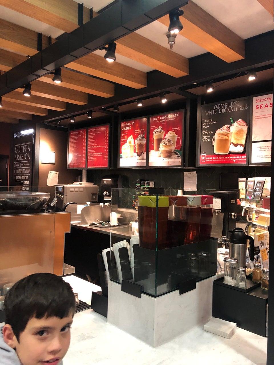 Starbucks Winston-Salem