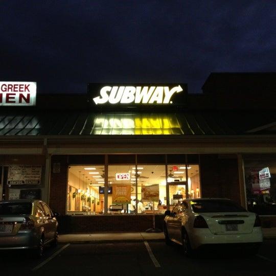 Subway Winston-Salem