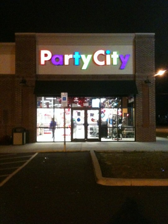 Party City Across from Total Wine, 566 S Stratford Rd, Winston-Salem