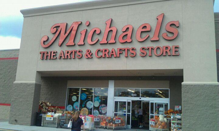 Michaels 1050 Hanes Mall Blvd, Winston-Salem
