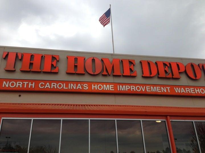 Home Depot Winston-Salem
