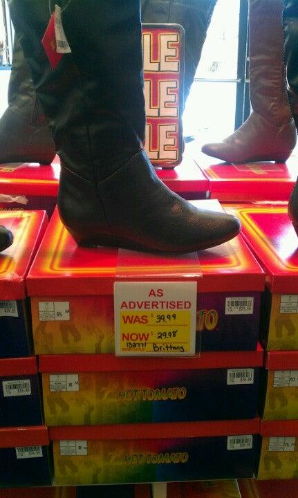 Shoe Show Winston-Salem
