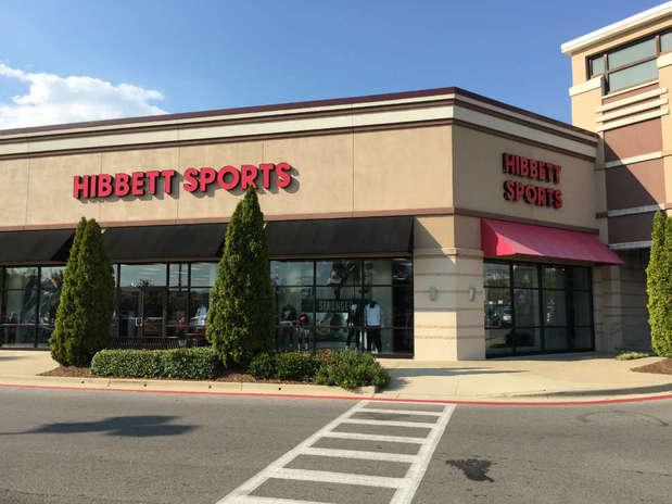 Hibbett Sports 412 E Hanes Mill Rd, Winston-Salem