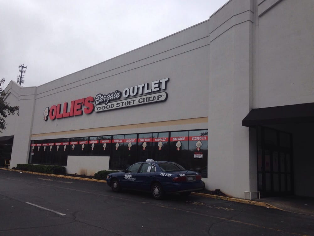 Ollie's Bargain Outlet 5049 Country Club Rd, Winston-Salem