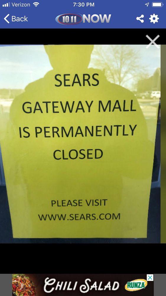 Sears 6400 E O St, Lincoln