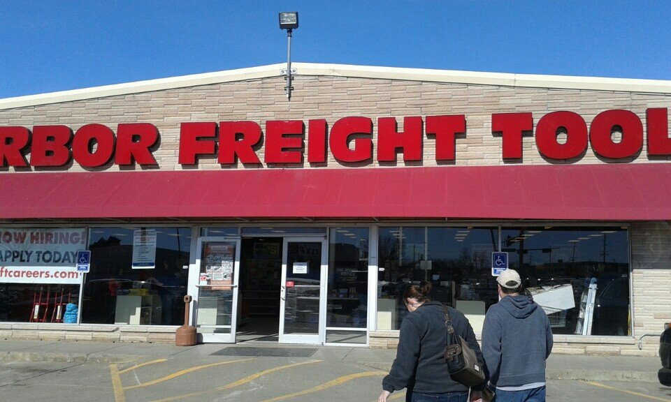 Harbor Freight Tools 1940 Cornhusker Hwy, Lincoln