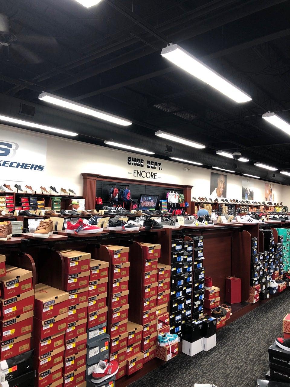 Shoe Show 432 Gateway Mall, Lincoln