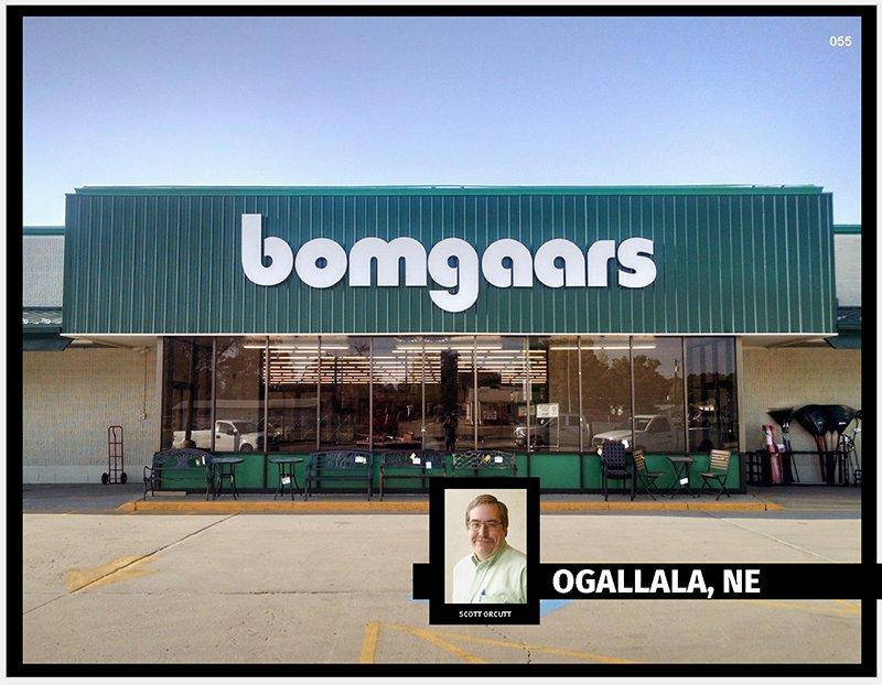 Bomgaars 100 Texas Trail Dr, Ogallala