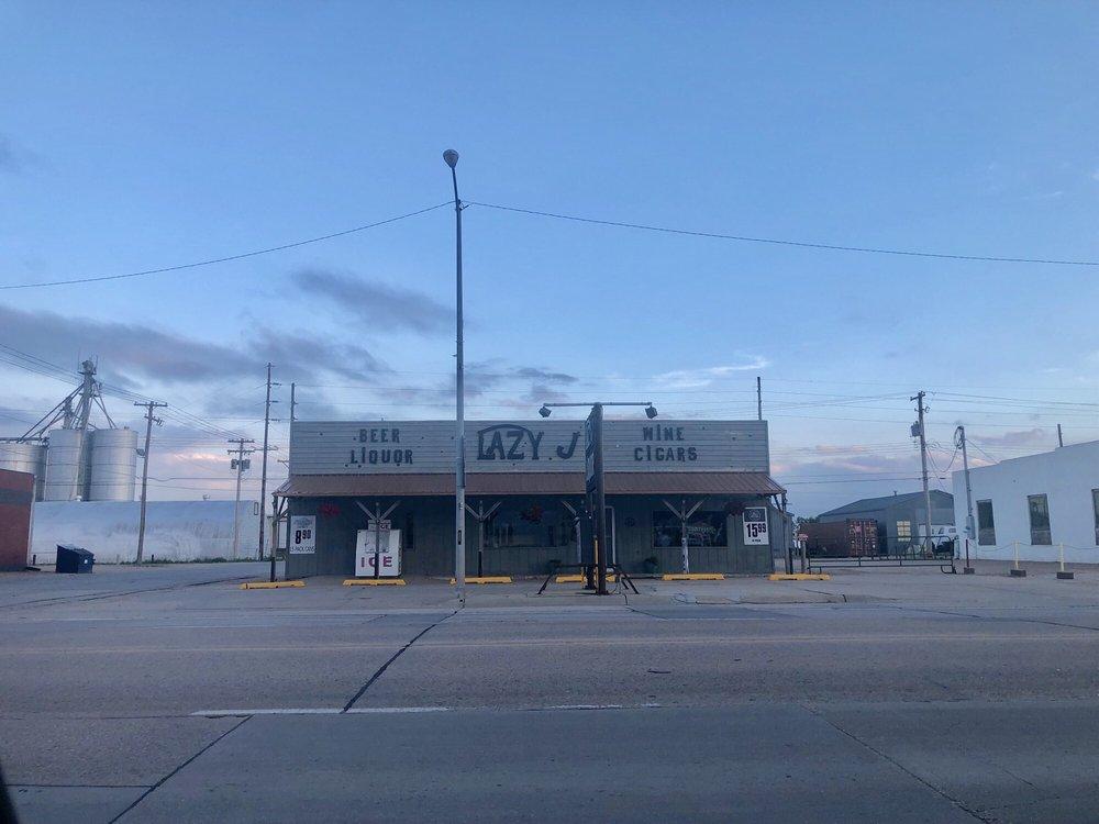 Lazy J Liquor Store 402 W 1st St, Ogallala