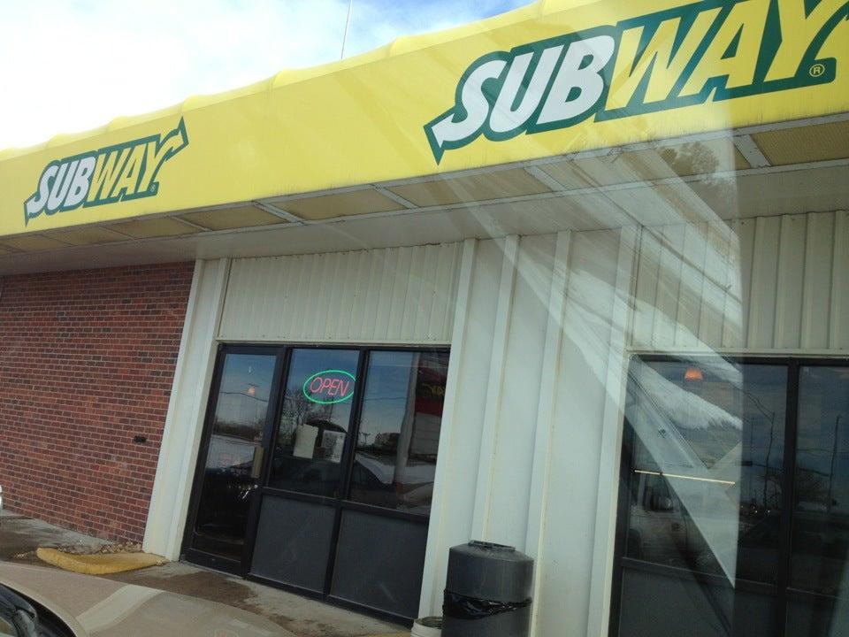 Subway I 80 Highway 61, Ogallala