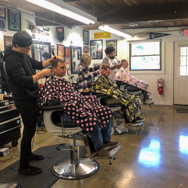 Stay True Barbershop