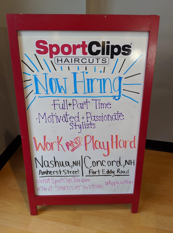 Sport Clips Haircuts of Nashua
