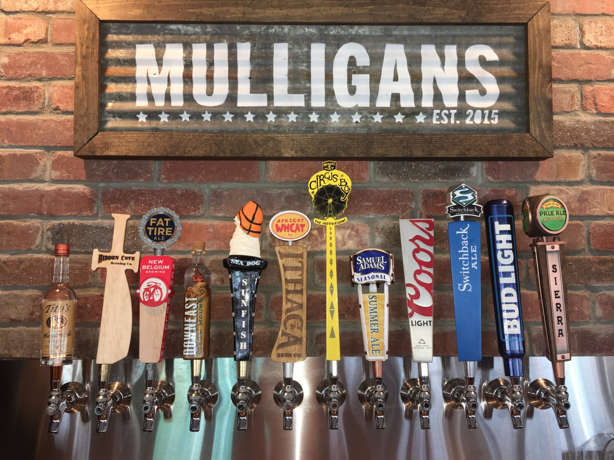 Mulligans Tap Room & Eatery 29 Village Rd, Waterville Valley