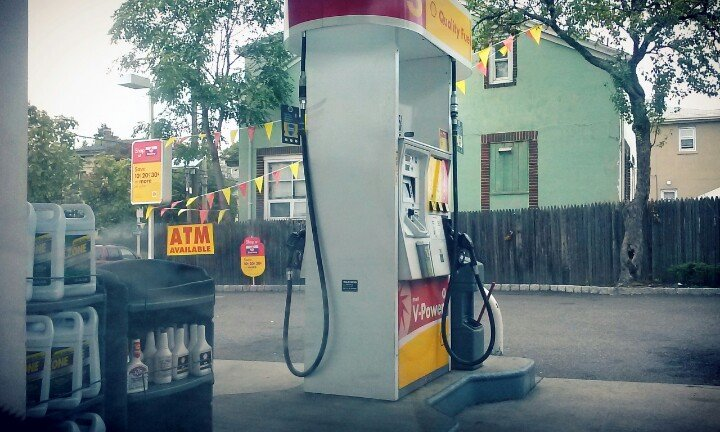 Shell 640 Ave E, Bayonne