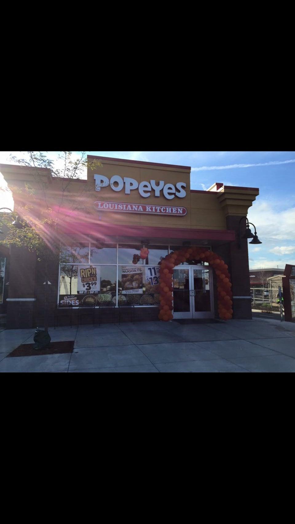 Popeyes Louisiana Kitchen 804 Bayonne Crossing Way, Bayonne