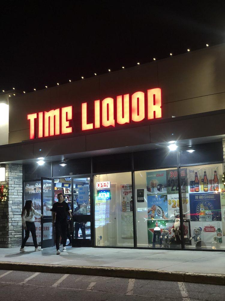 Time Lounge & Liquors 487 S Washington Ave, Bergenfield