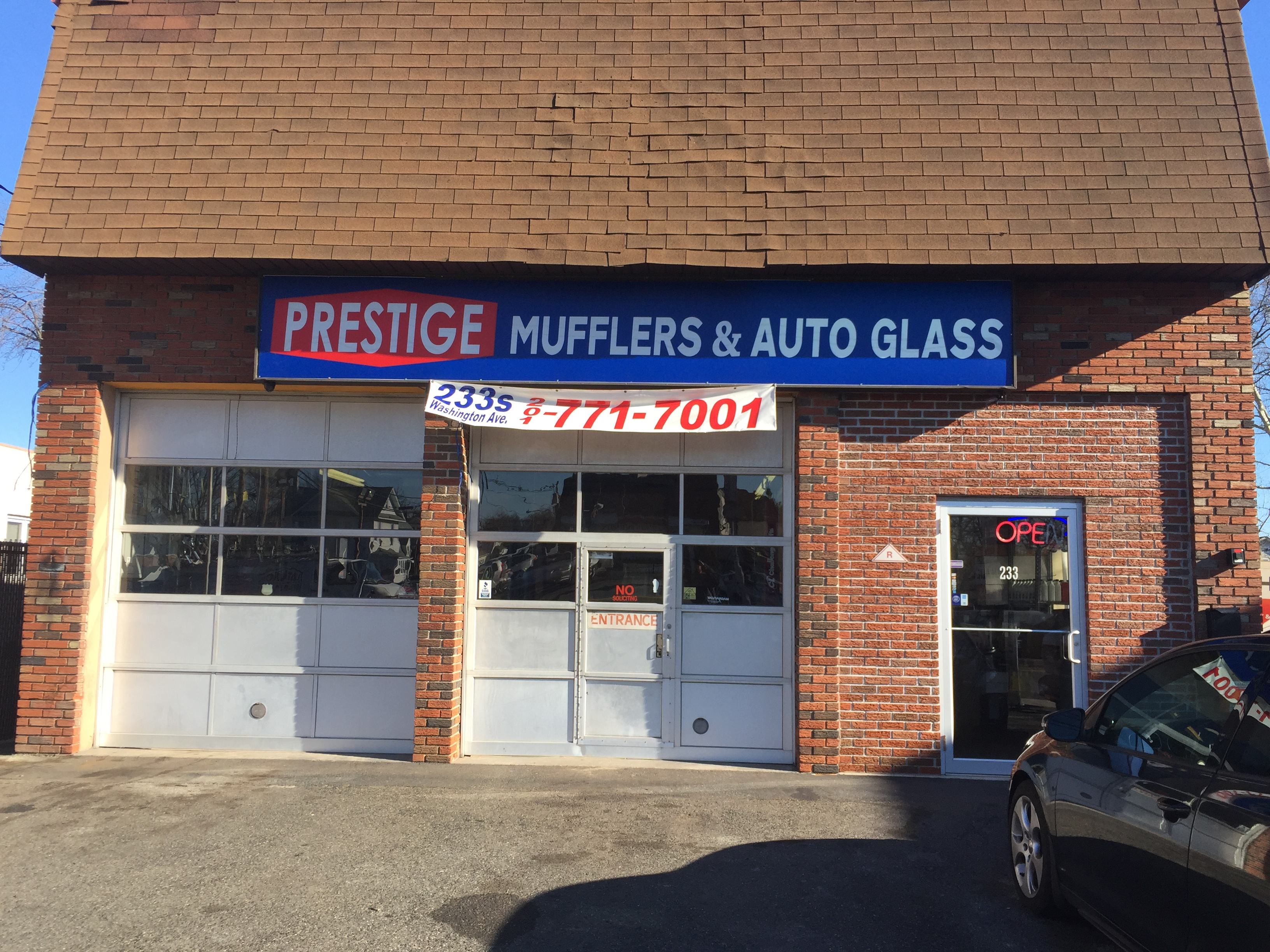 Prestige Mufflers 233 S Washington Ave, Bergenfield