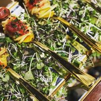 foodwerx featuring Nicholas Caterers