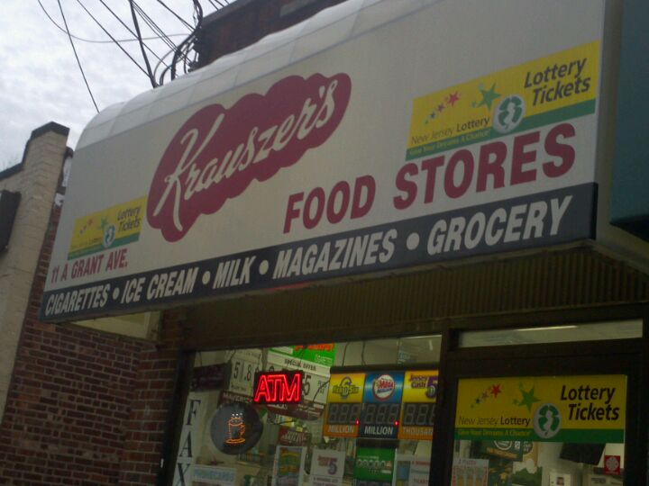 Krauzers Food Store 11A Grant Ave, Dumont