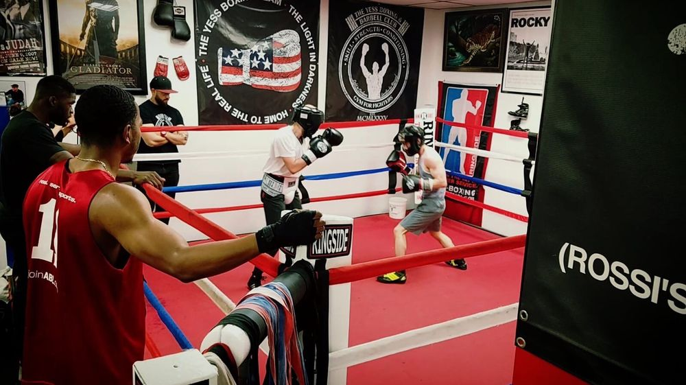 The YESS Boxing Club 55A W Shore Ave, Dumont