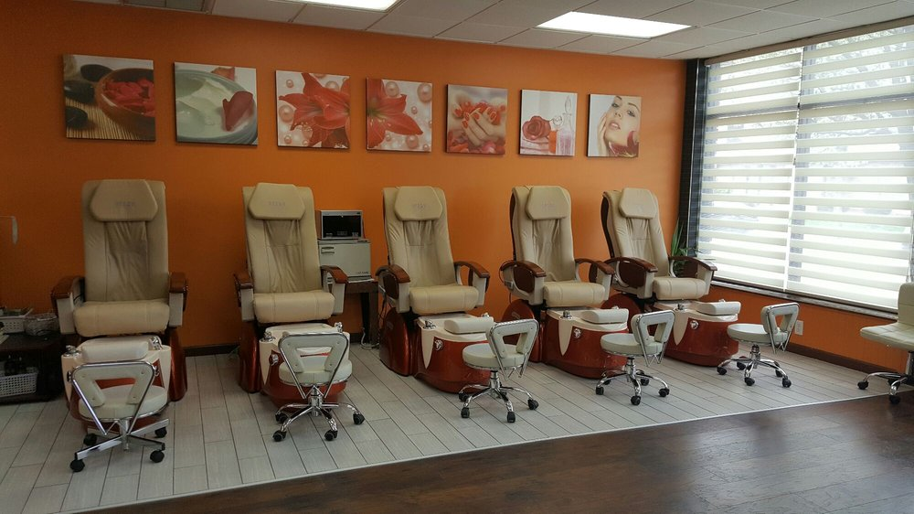 Pick A Color Nail Salon 134 Park Ave, East Rutherford
